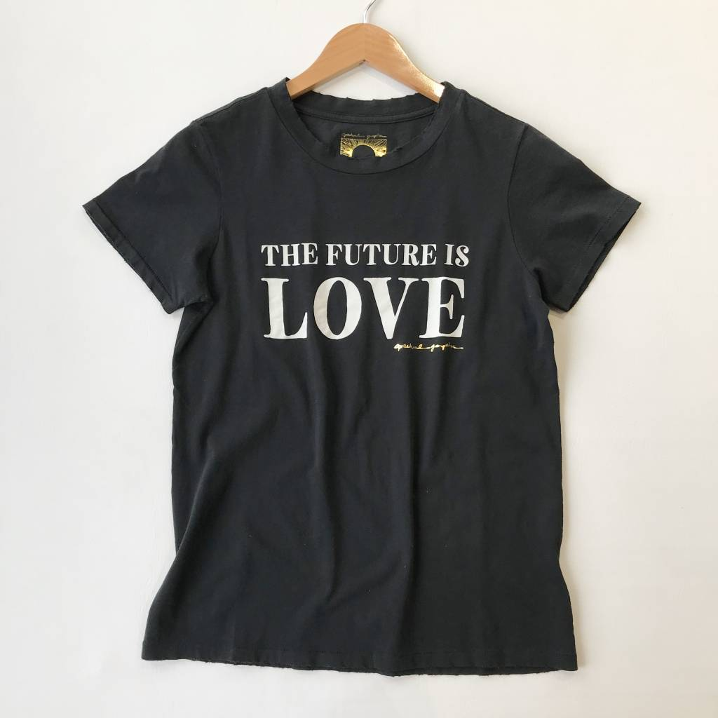 Spiritual Gangster future is love tee