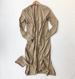 Duster cardigan