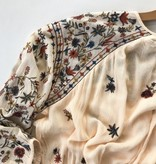 Free People wild flowers blouse