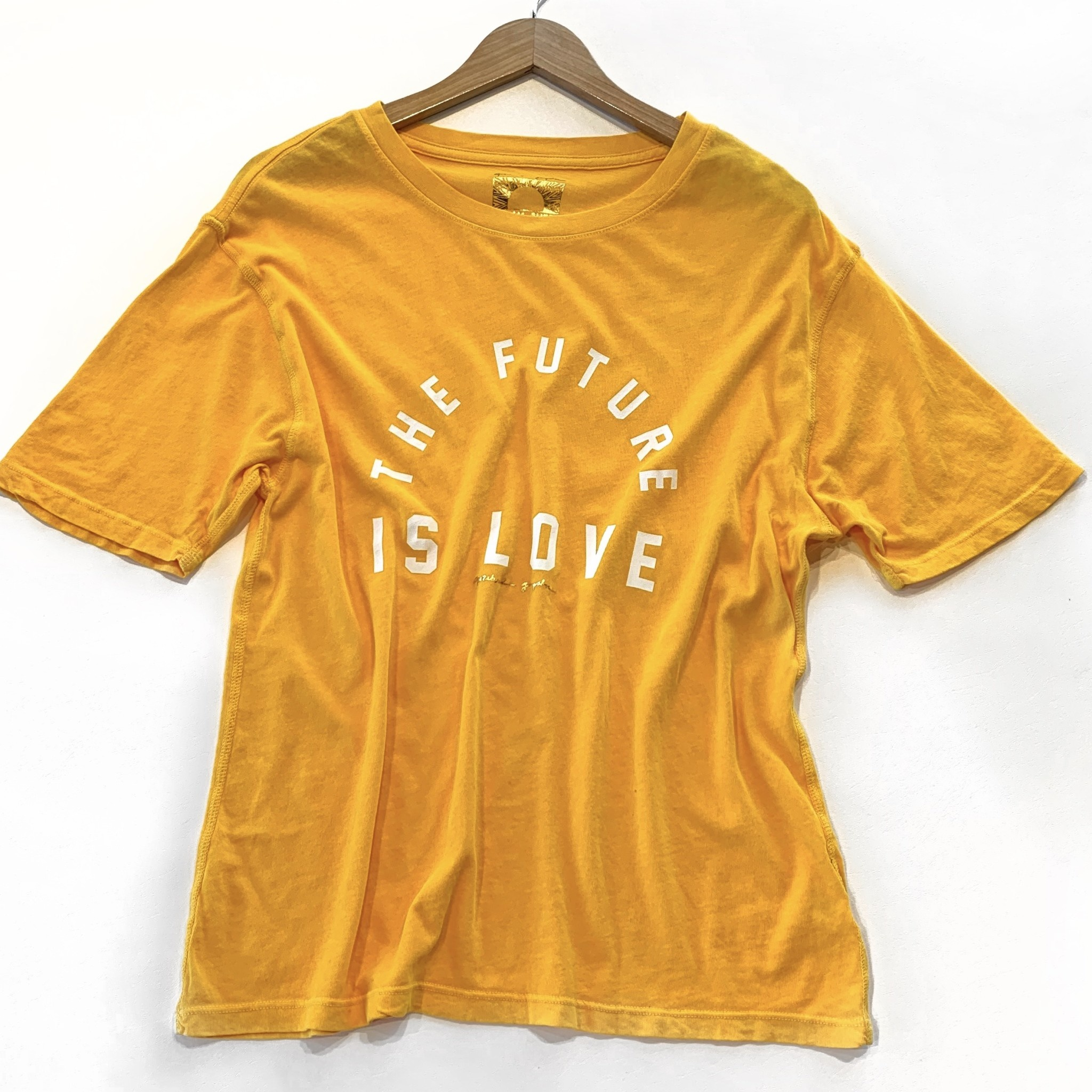 Spiritual Gangster the future is love zena boyfriend tee