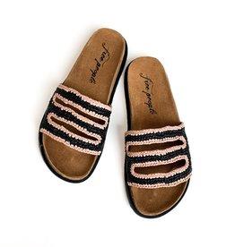 Free People Crete Footbed Sandal