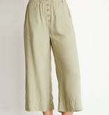 Bella Dahl button front crop pant
