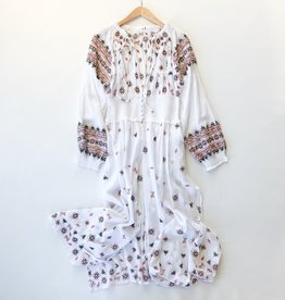 Free People Mykonos Maxi Top