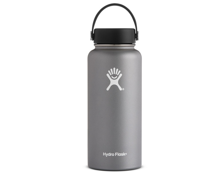 Hydroflask 32 oz Wide Mouth with Flex Cap