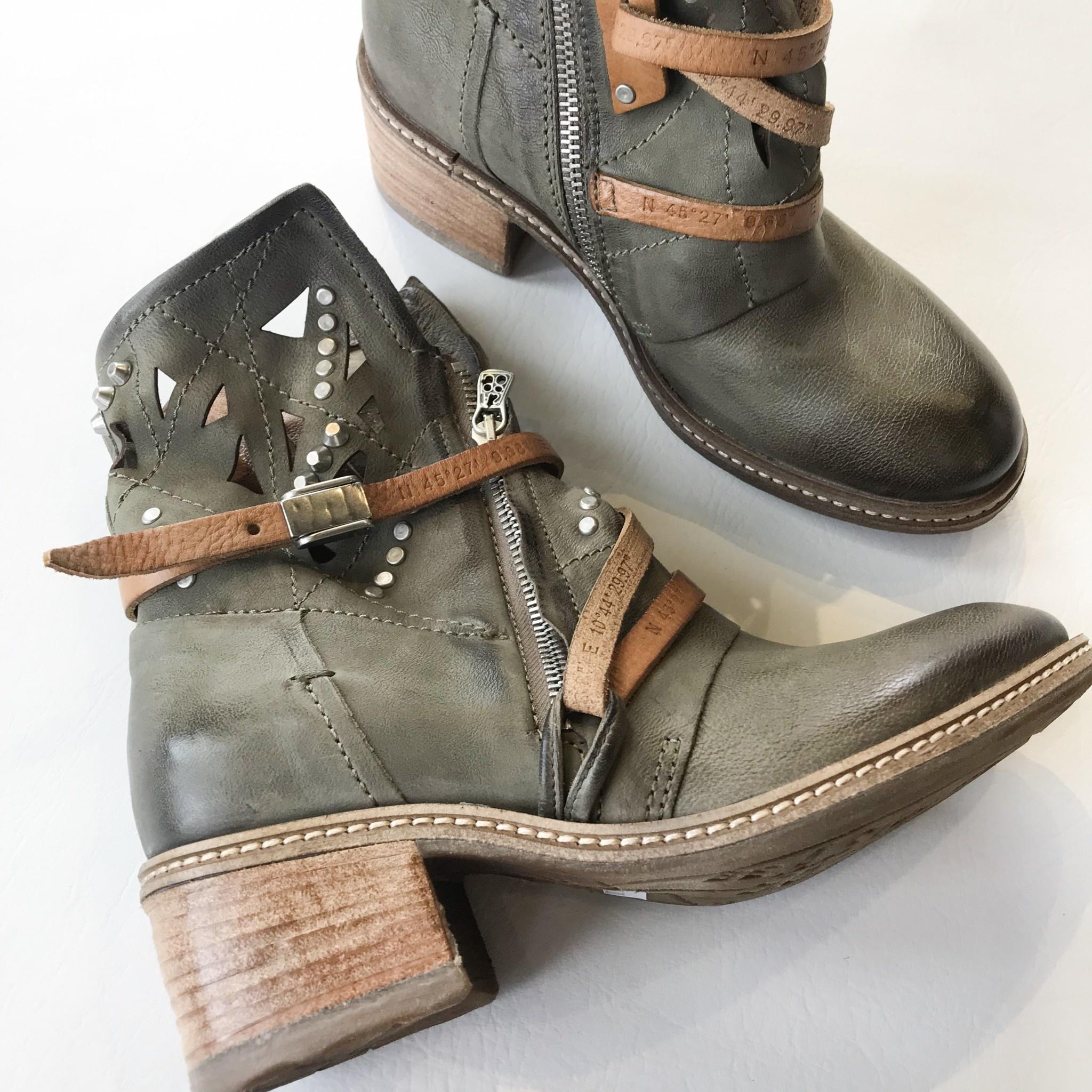 AS98 wyatt boot