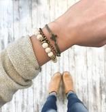 Lenny & Eva Gemstone Bracelet 8mm