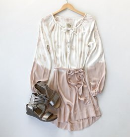 Heirloom Wovens Blush dress
