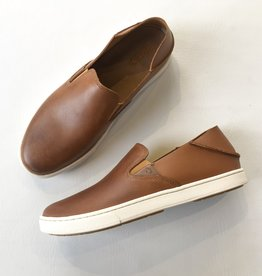 Olukai Pehuea Leather Sneaker