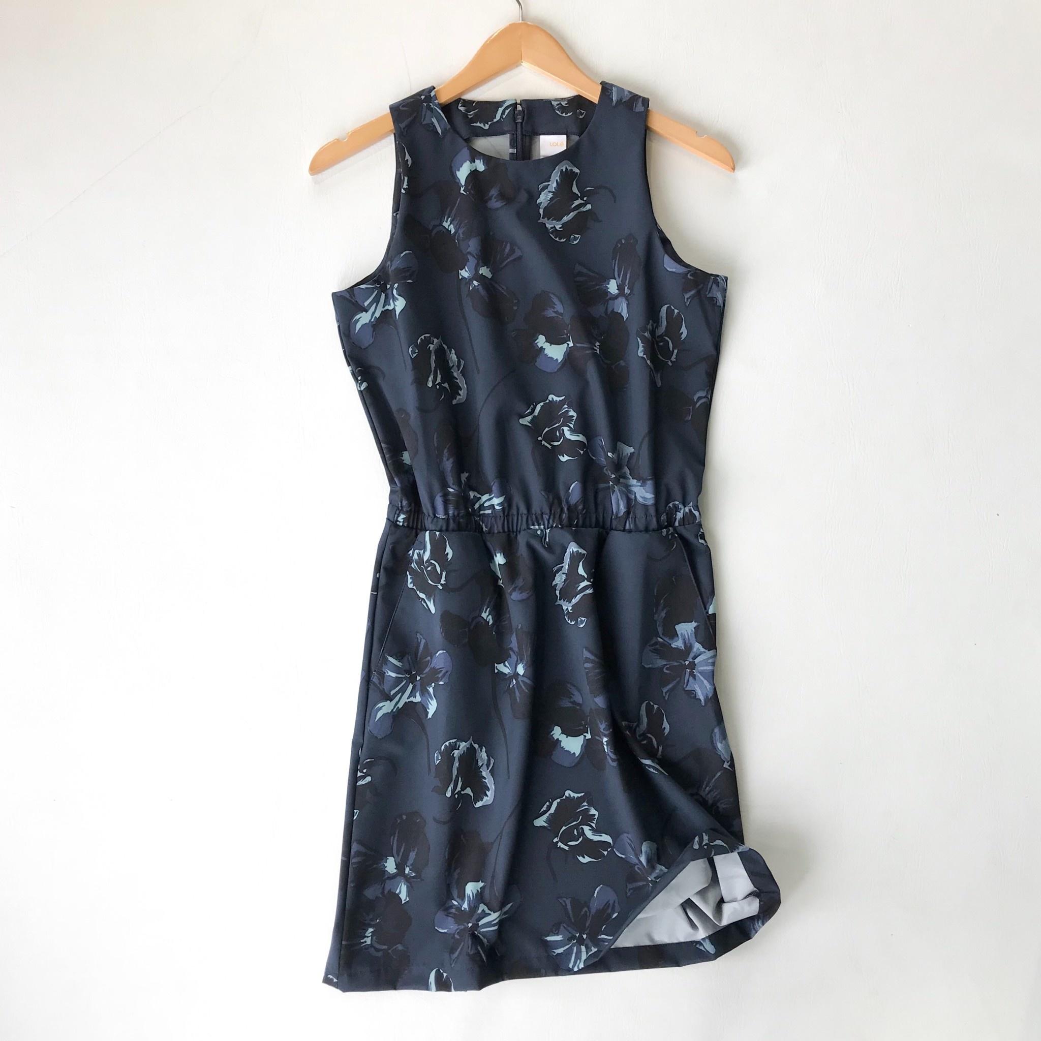 Lole Paisley Dress