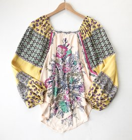 Free People positano blouse