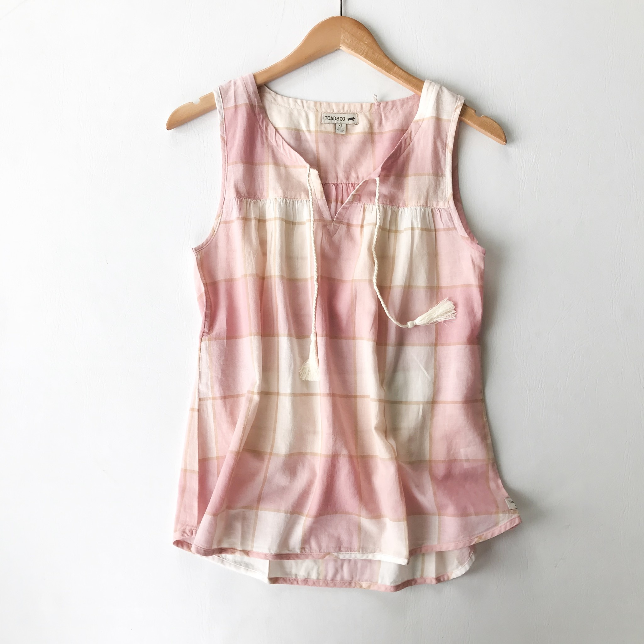 Toad & Co Airbrush Popover Tank
