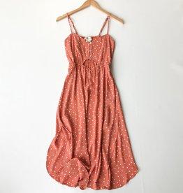 lennon midi dress