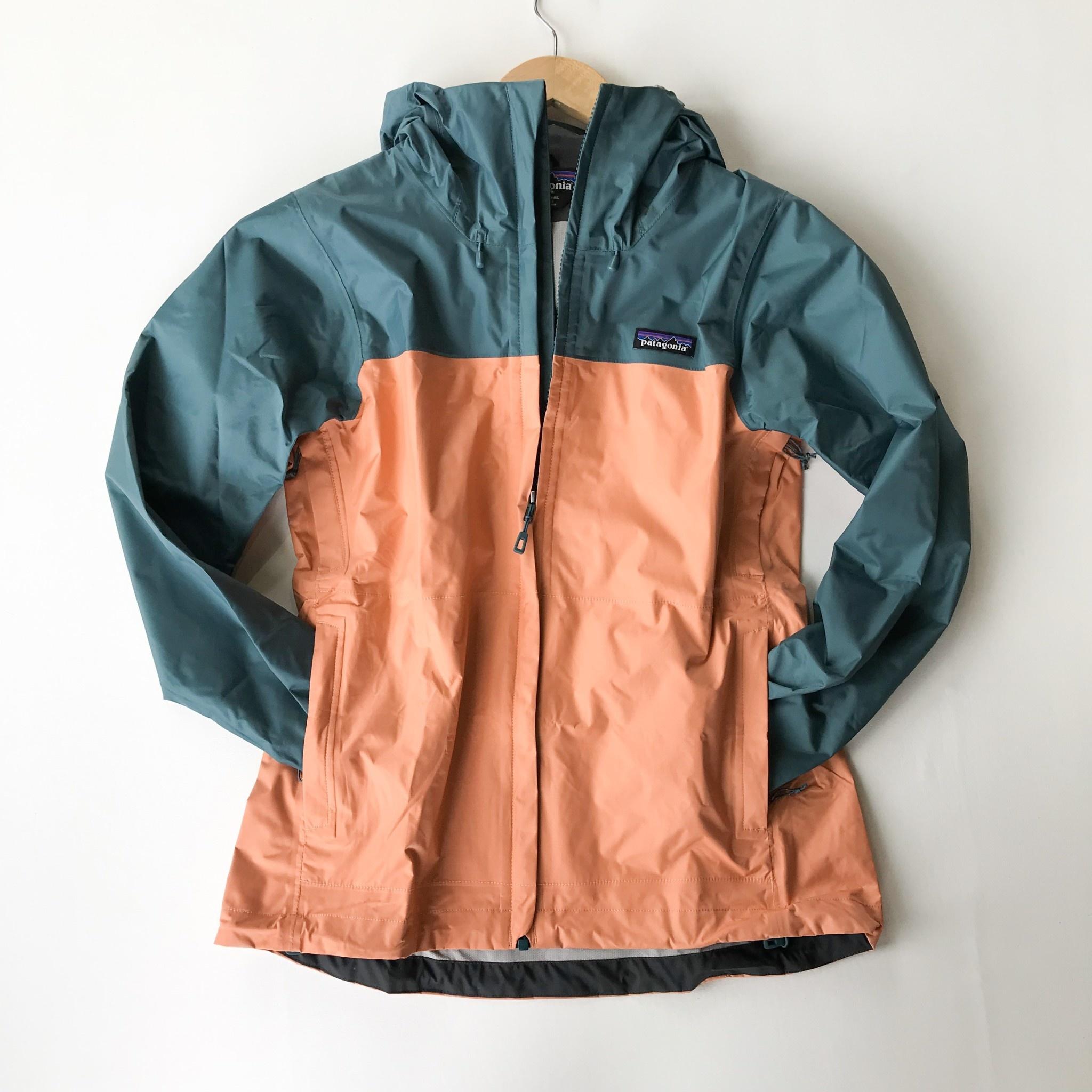 b839e686c4ebf Patagonia Torrentshell Tomato Jacket | Women's rain jacket | Blue ...