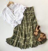 Free People stuck in a moment skirt