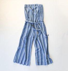 Bella Dahl strapless jumpsuit