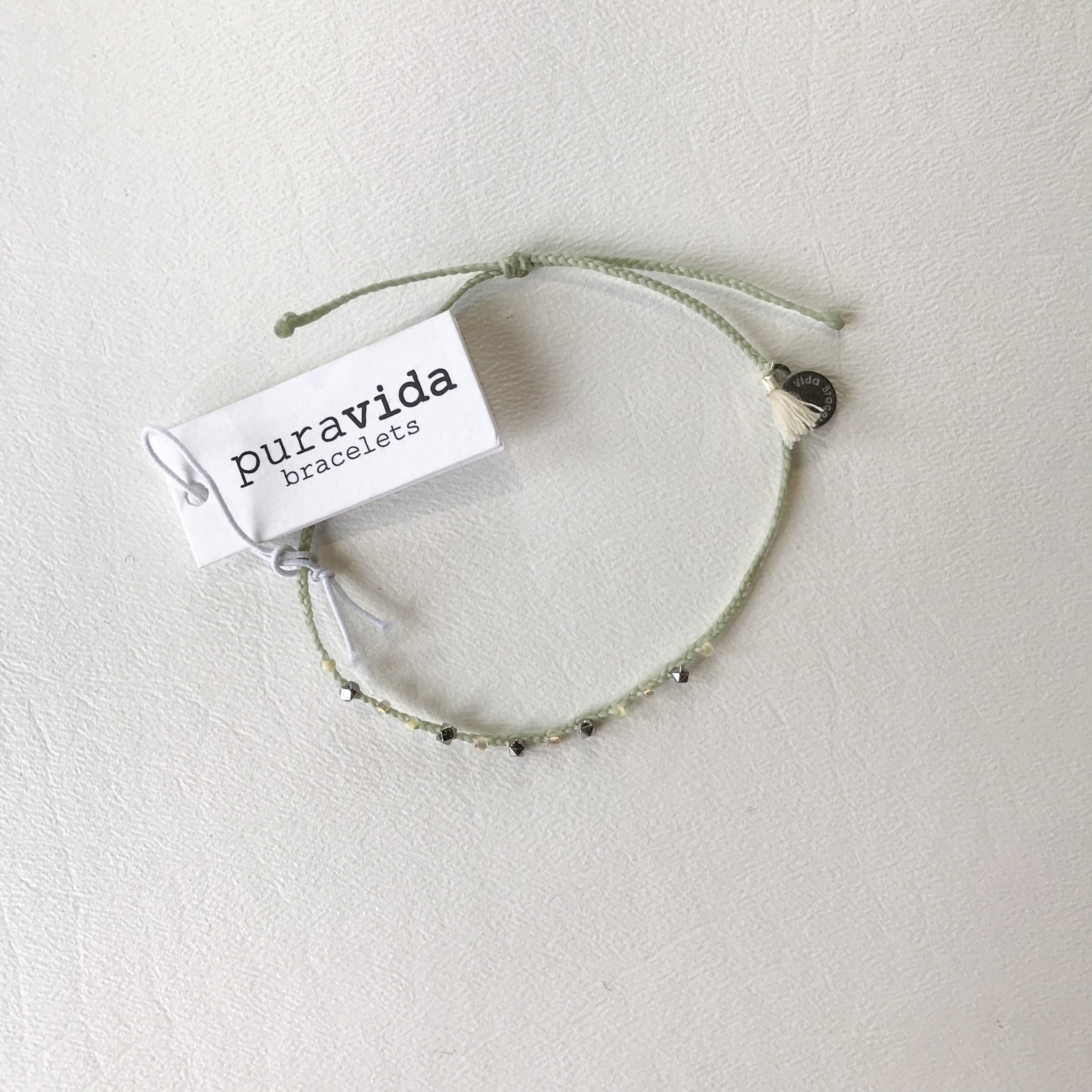 Puravida bead and braid