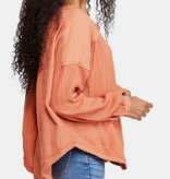 Free People moving mountains top