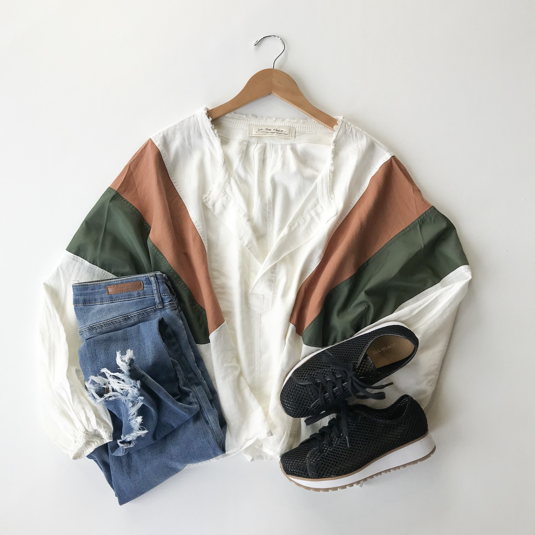 Free People beating hearts top