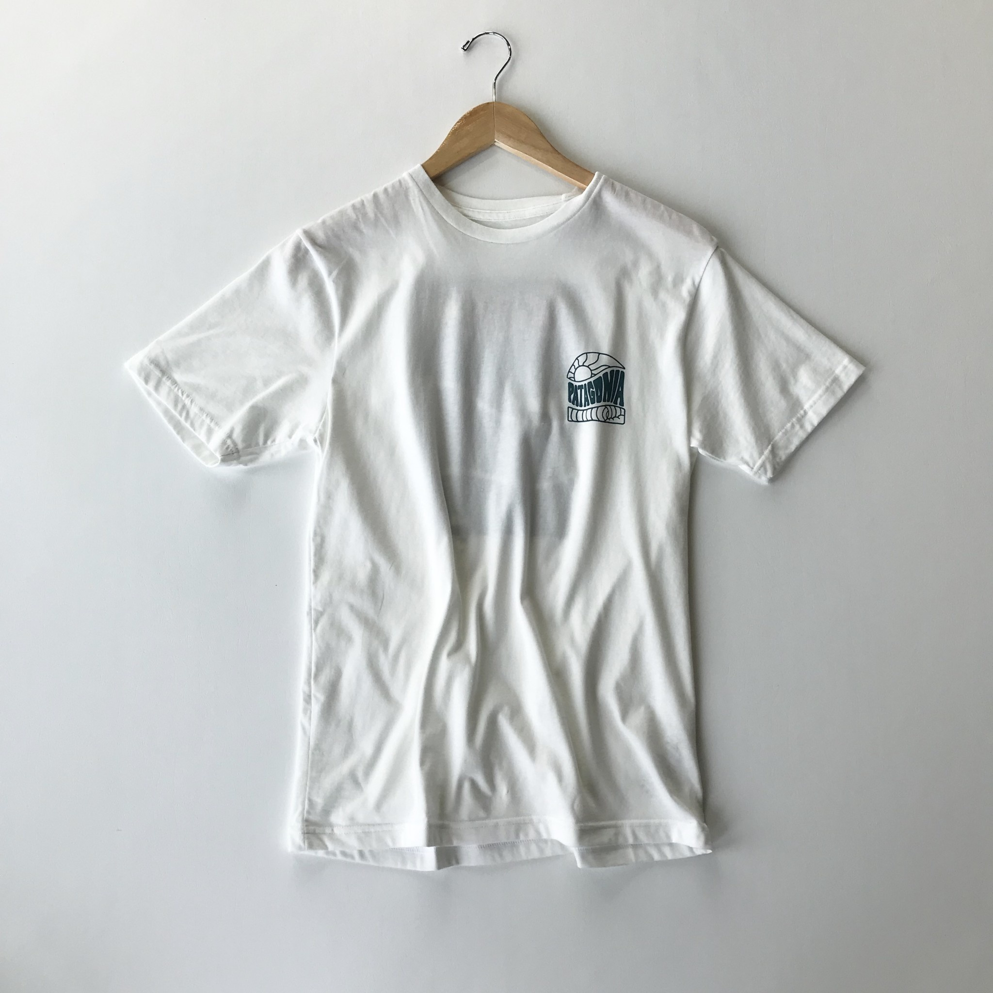 patagonia cosmic peaks organic t-shirt