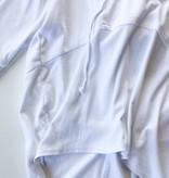 vintage rib hoodie