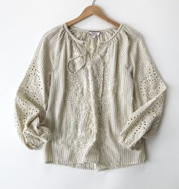 Johnny Was marrakesh blouse