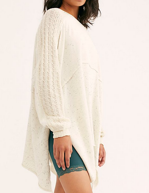 Free People my girl pullover