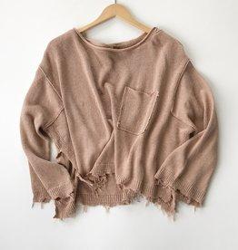 Free People prism sweater