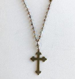 Glorious Cross Necklace