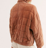 Free People dolman quilted jacket more colors