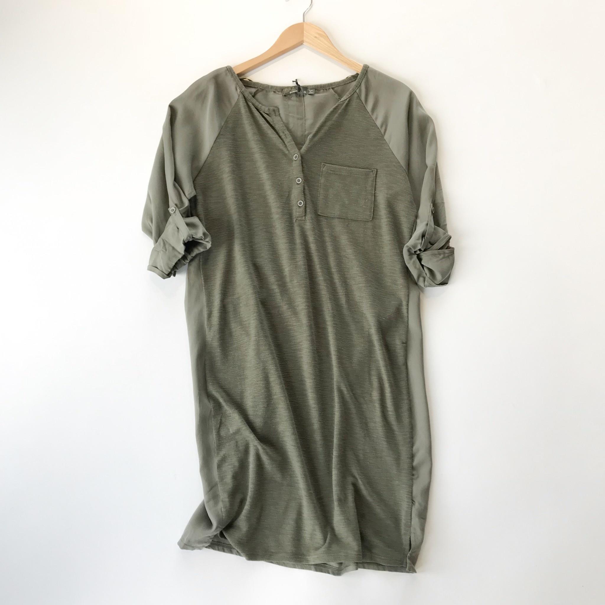 Prana hensley henley dress