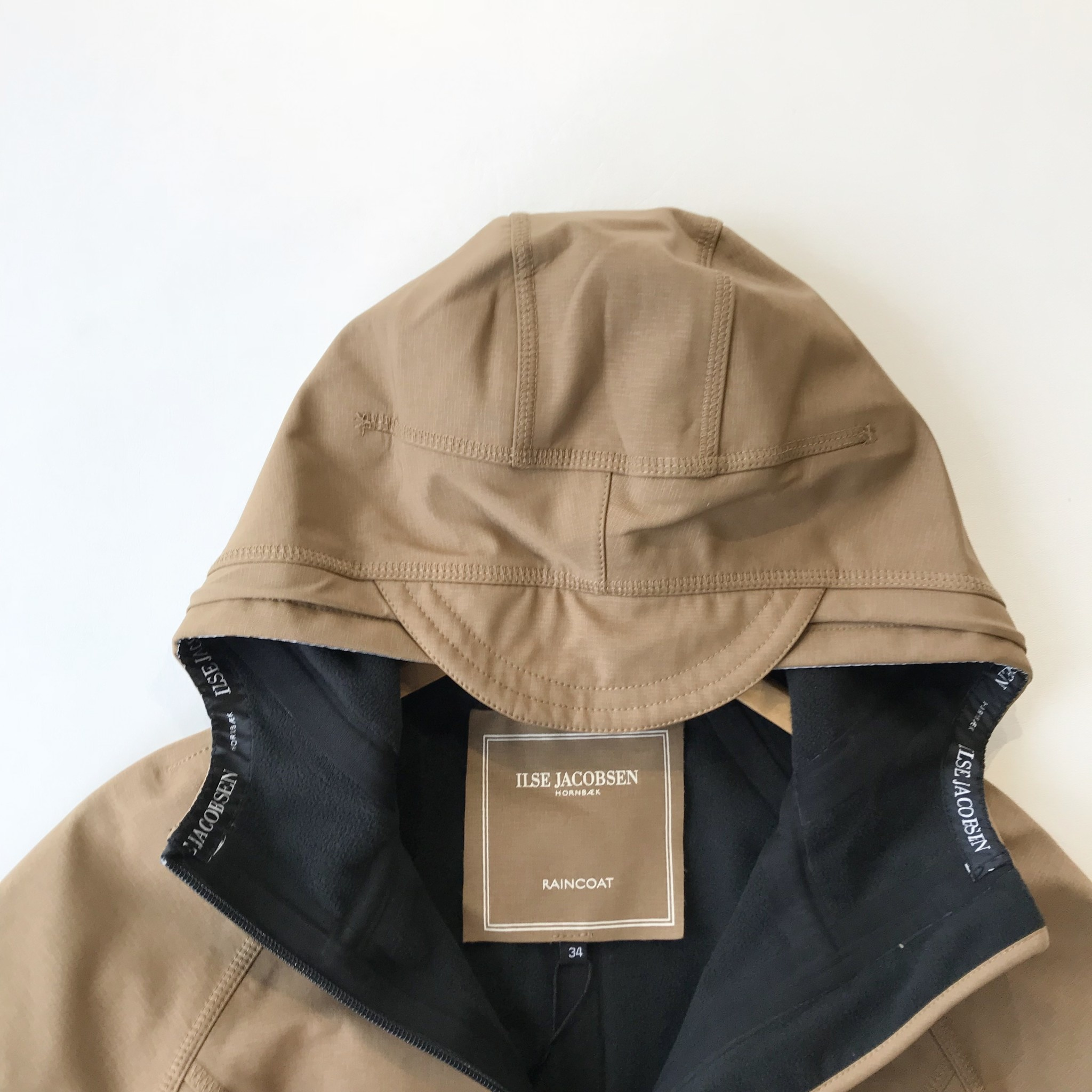 Ilse Jacobsen rain 37 coat