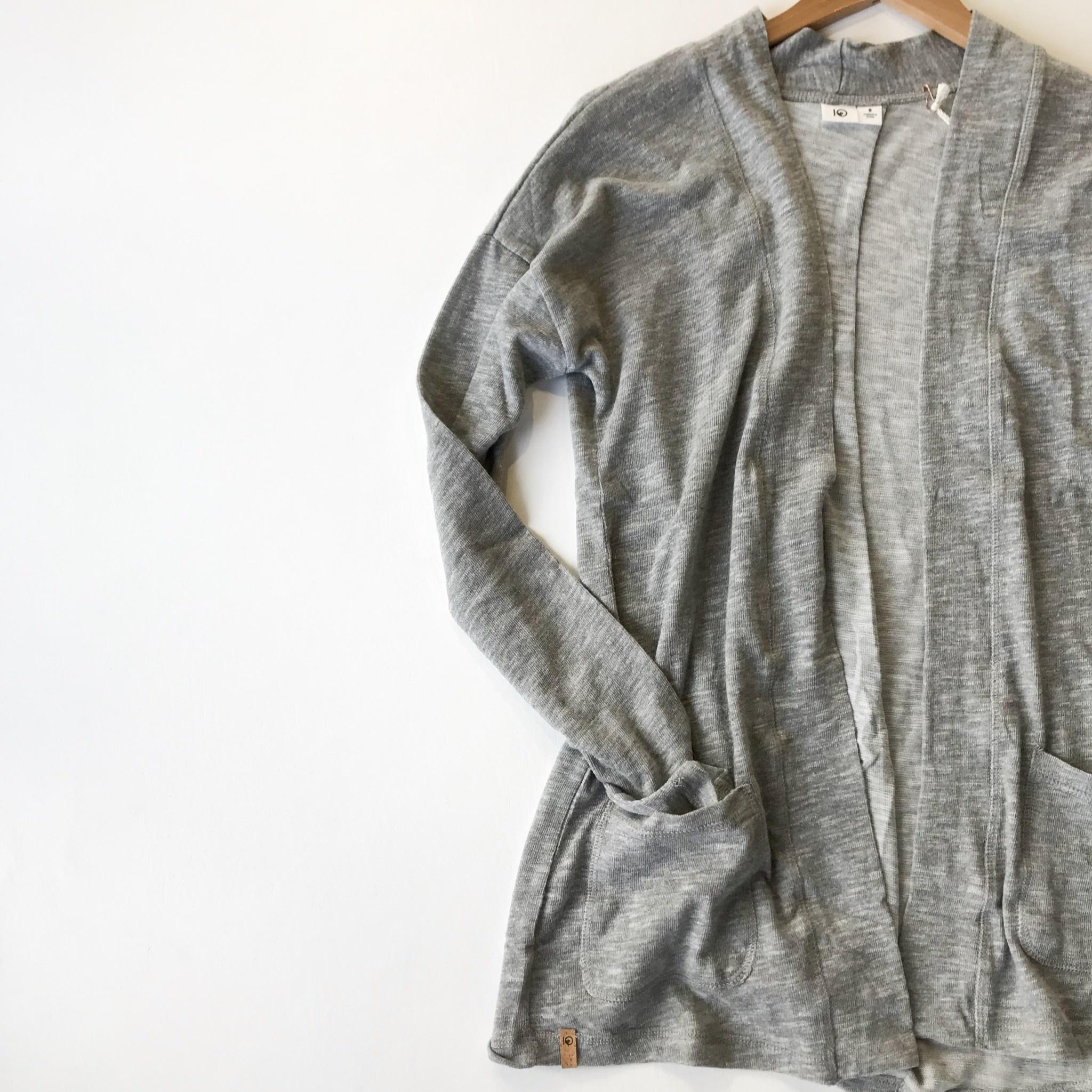 tentree alouette cardigan