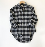 tentree lush button up ls