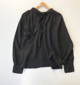 Bella Dahl mock blouse