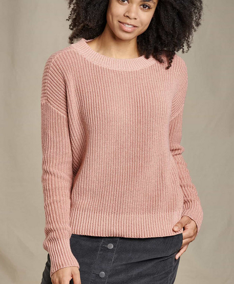 Toad & Co bianca sweater