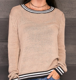 Wooden Ships robbie sweater