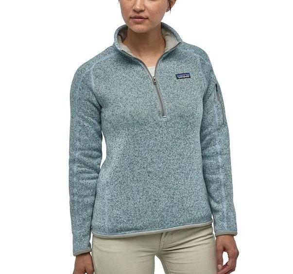 Patagonia better sweater 1/4 zip