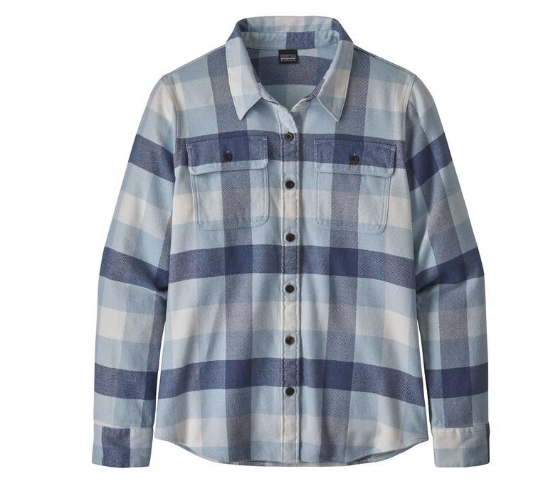 Patagonia fjord flannel shirt