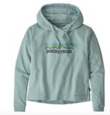 Patagonia pastel logo uprisal hoody