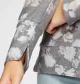 Chaser cozy knit l/s split cuff pullover