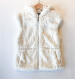 Patagonia lunar frost hooded vest