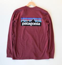 Patagonia logo responsibili tee