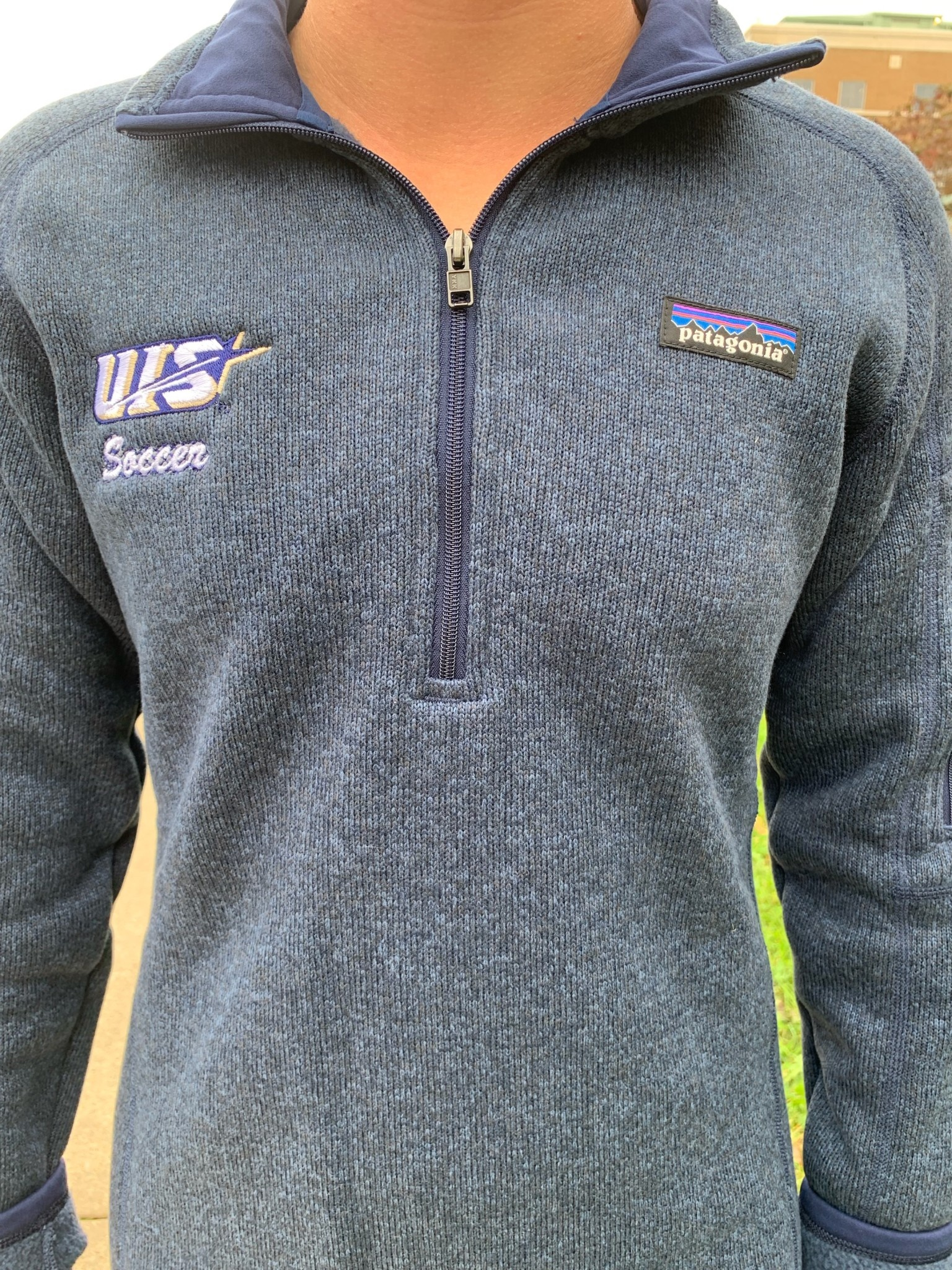UIS Patagonia Women's better sweater quarter zip