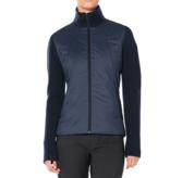Icebreaker lumista hybrid sweater jacket