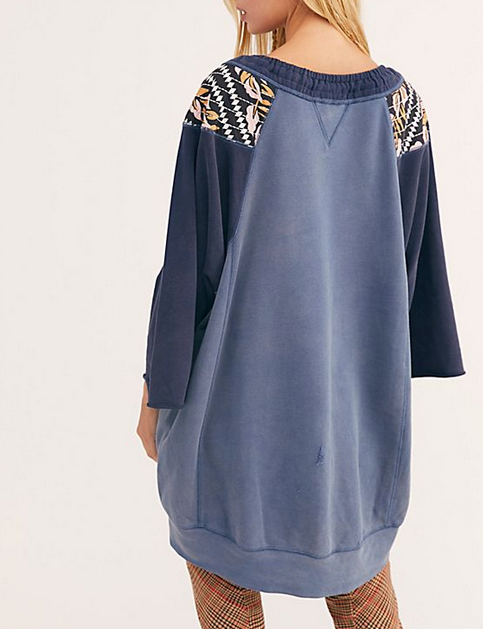 Free People rosalee pullover