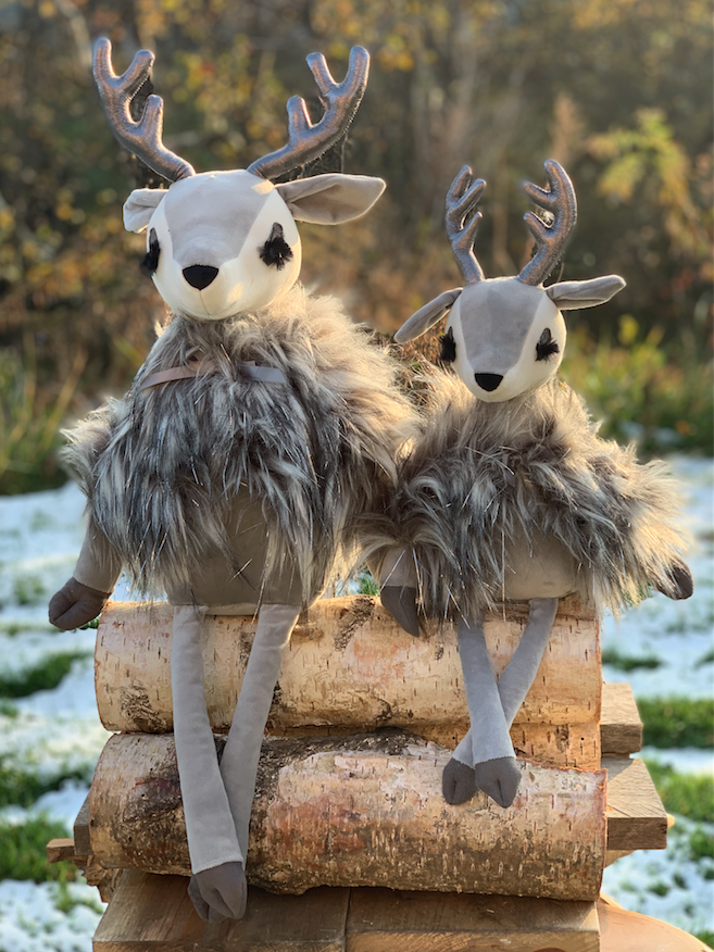 Jellycat liza reindeer medium