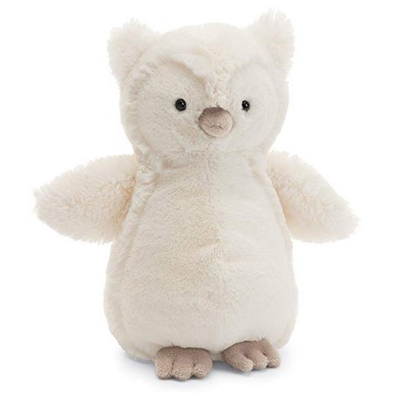 Jellycat bashful owl medium