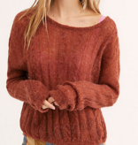Free People angel soft pullover
