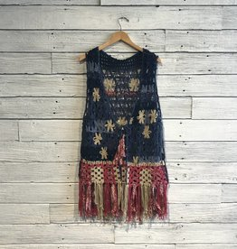 Free People American Dreaming Vest