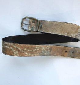 Bedstu Mohawk tan Belt